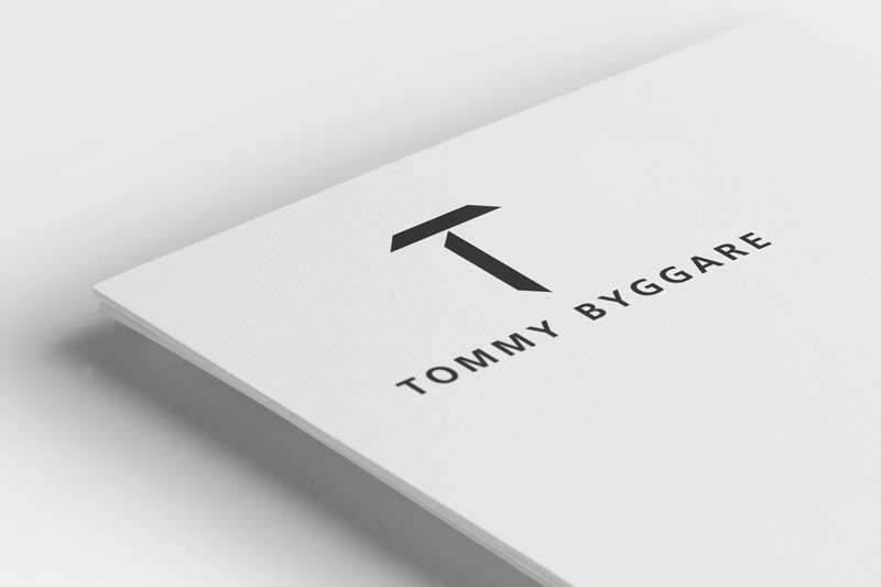 Tommy Byggare logotype