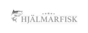 Hjälmarfisk - Logotyp