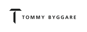 Tommy Byggare - Logotyp