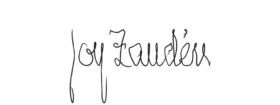 Joy Zandén - Logotyp
