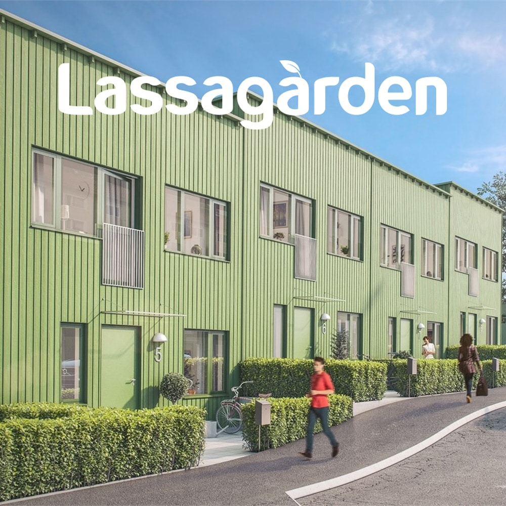 Lassagården, Skeppsviken